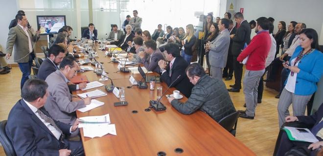 Proyecto que elimina el impuesto verde con informe favorable de la Comisión de Desarrollo Económico