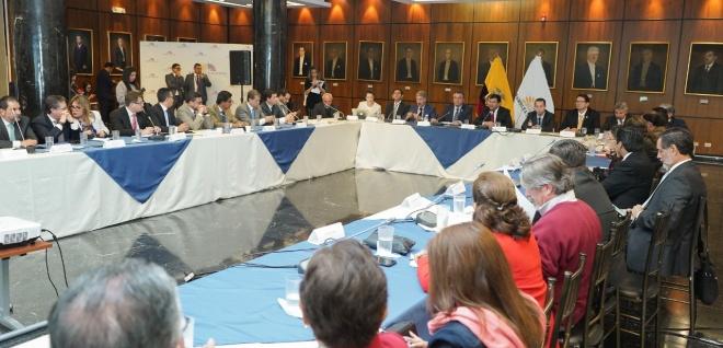 Asamblea y sector productivo dialogaron sobre Ley de Crecimiento Económico