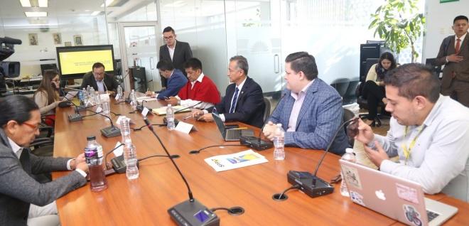 Comisión Ocasional de Tránsito exige datos de ingreso y gasto de la tasa de SPPAT