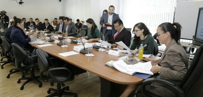 Comisión de Justicia. Asamblea Nacional.