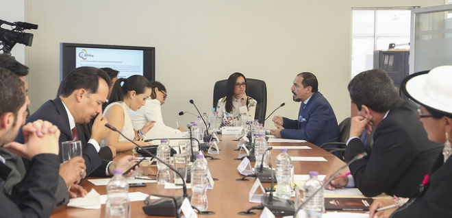 Comisión de Justicia prosigue el estudio del proyecto para el Fortalecimiento de la Seguridad Ciudadana
