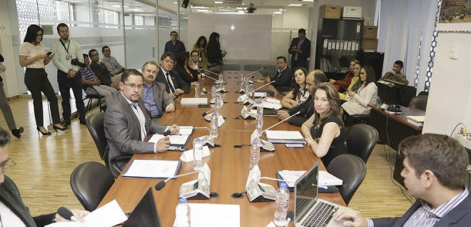 Representantes del sector privado aportarán al estudio de las reformas a la Ley del Sistema Nacional de Contratación Pública