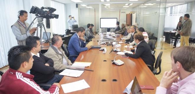 Comisión de Biodiversidad inició el tratamiento de las reformas a la Ley de Minería