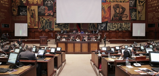 Pleno aprobó informe del Protocolo de Nagoya