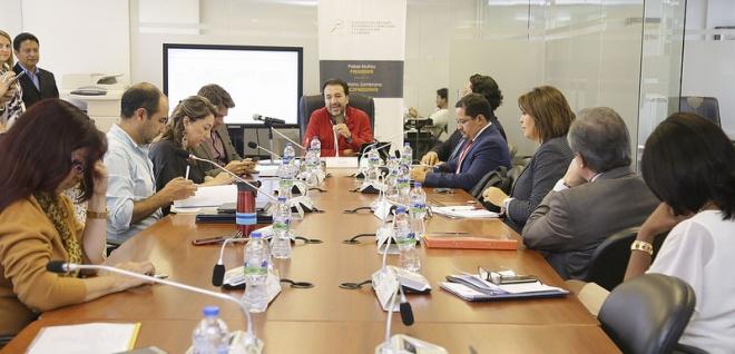 Comisión de Régimen Económico organiza taller de socialización sobre el Código de Comercio