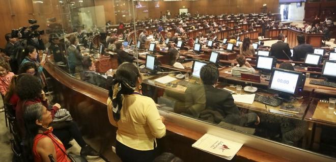 Coninuación de sesión 583 del Pleno, CPCCS