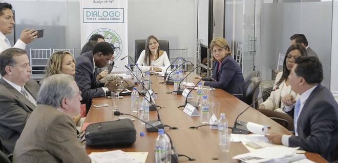Comisión de Participación retomó análisis de Reformas al Código de la Democracia
