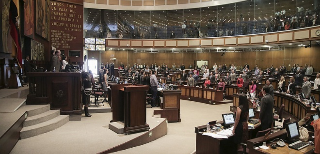 Sanidad agropecuaria y entidades de seguridad, a debate en el Pleno de este martes. Foto - Archivo