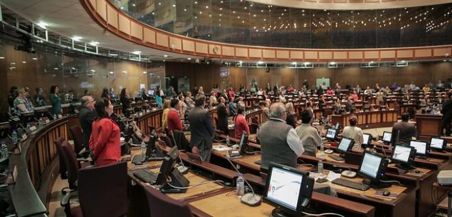Asamblea deberá tramitar el proyecto de Ley