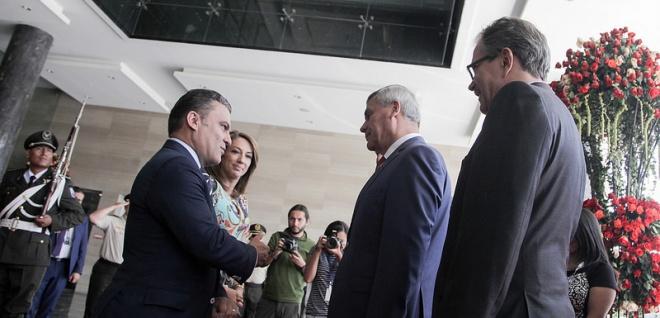 Parlamentos de Ecuador y Belarús intercambian ideas para fortalecer relaciones