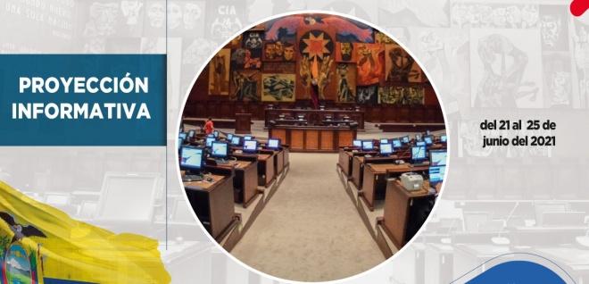 Tres vetos parciales del Ejecutivo serán analizados en la Asamblea Nacional