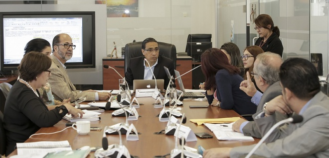Régimen Económico analizó el contrato de seguro en el proyecto de Código de Comercio