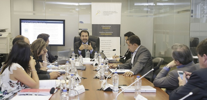 Comisión de Régimen Económico realizará taller sobre el nuevo Código de Comercio