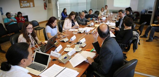 Revisaron propuestas de la Academia y entidades al Libro II del Código de Comercio
