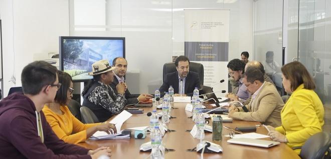 Comisión de Régimen Económico aprobará informe para segundo debate del Código de Comercio