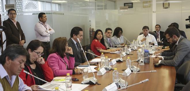 Proyecto de reformas a la Ley de Discapacidades recibió primeras observaciones