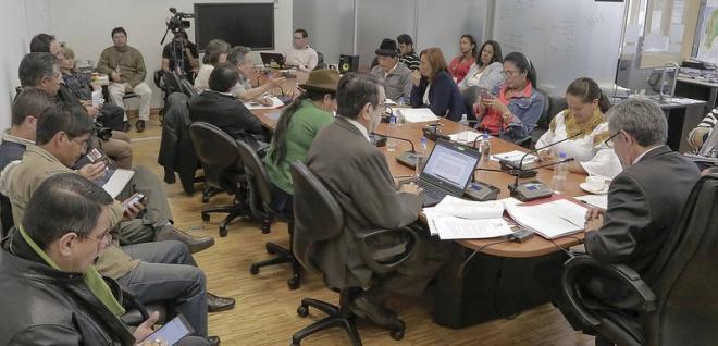 Soberanía Alimentaria prepara informe de proyecto de Ley Sanidad Agropecuaria