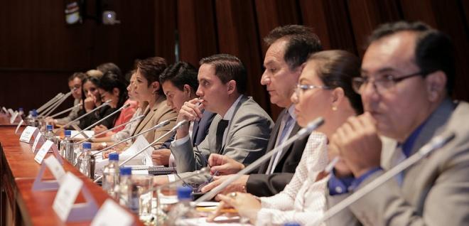 Galo Chiriboga comparecerá ante la Comisión de Fiscalización