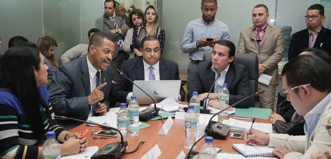 La Comisión de Soberanía Alimentaria analizará la objeción parcial al proyecto de Ley de Sanidad Agropecuaria. Foto - Archivo