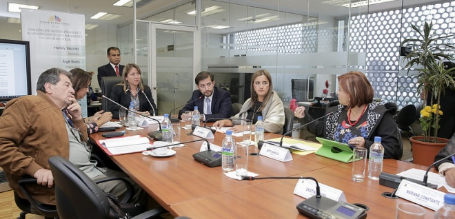 La Comisión de los Derechos de los Trabajadores analizó el proyecto que reforma las leyes que rigen el sector público. Foto - Archivo