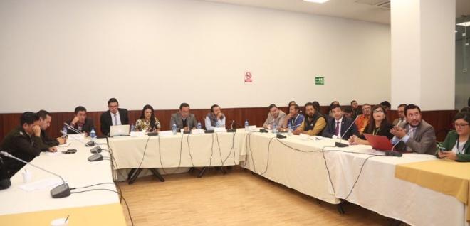 Comisión Ocasional de Tránsito fiscaliza problemática de matriculación de vehículos