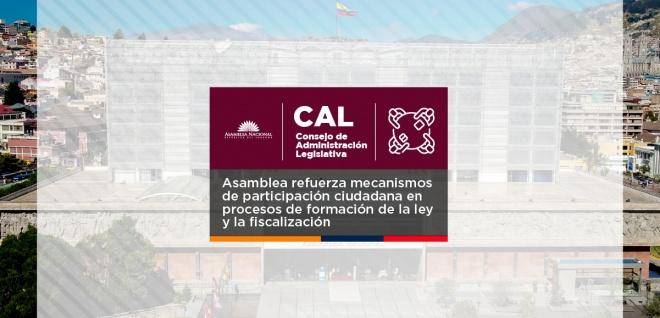 CAL, reglamentos LOFL