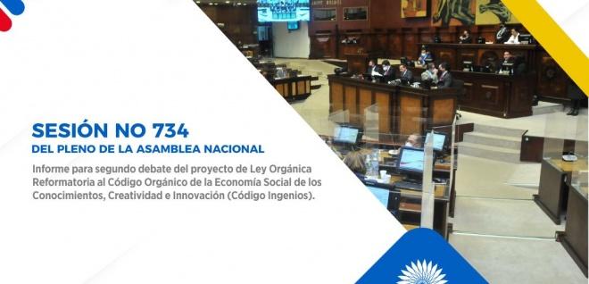Proyecto que otorga facilidades de pago en becas y créditos educativos listo para su votación