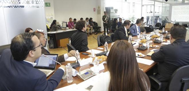 Comisión de Participación Ciudadana, Poryecto de Ley de Defensoría del Pueblo