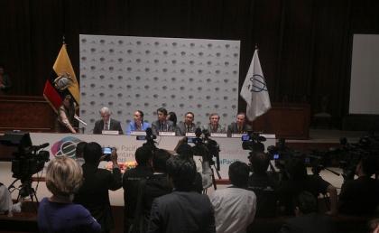 Presidenta Gabriela Rivadeneira resalta compromiso de afianzar la paz en el mundo