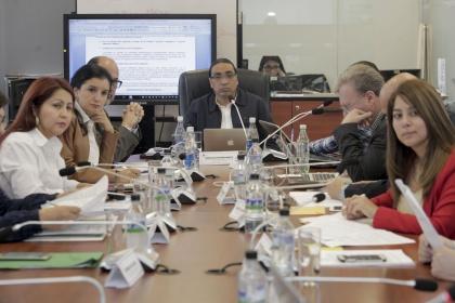 Aprobado informe para primer debate de proyecto de equilibrio para finanzas públicas