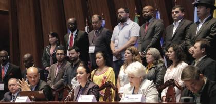 Red Parlamentaria de Latinoamérica y el Caribe se reúne en Quito por la integración