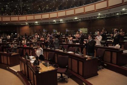 Con 98 votos se aprobó la Ley de Tierras Rurales y Territorios Ancestrales
