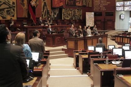 Asamblea posesionará este jueves a Superintendentes de Bancos y de Compañías