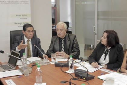Fiscal General del Estado pide fortalecer sanción para delitos acuáticos