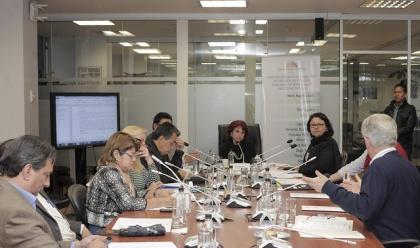 Comisión continúa análisis del IV Libro de Entidades de Seguridad Ciudadana