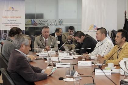 Audiencia nacional y mayor diálogo ciudadano sobre Código INGENIOS