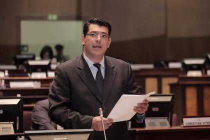 Francisco Hagó participa en encuentro internacional sobre Refugio y Apatridia
