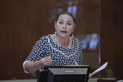 Asambleísta Marisol Peñafiel. Foto - Archivo