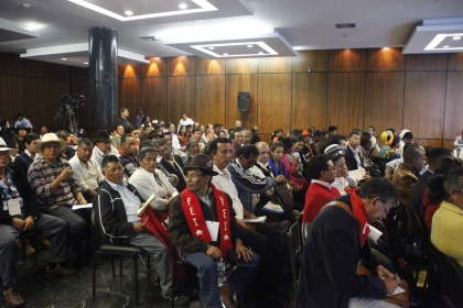 Organizaciones de campesinos creen que nueva Ley de Tierras es urgente