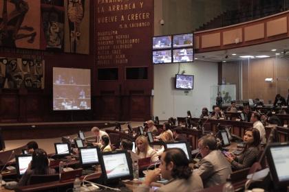 Asamblea resolvió objeción a Ley de Gestión de la Identidad