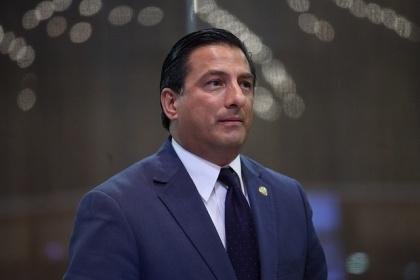 Asambleísta Diego Salgado