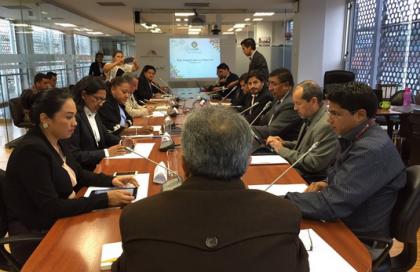 Legisladores y Senplades analizan Plan Integral para la Amazonía