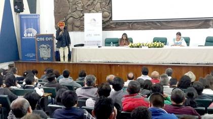 En Ibarra se cumplió segunda fase de consulta prelegislativa del Código del Ambiente