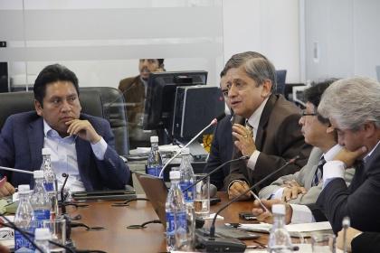 Enmiendas constitucionales en materia laboral son necesarias: Carlos Marx Carrasco