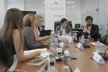 Comisión de los Trabajadores recibirá el lunes al FUT, CONASEP, SENPLADES