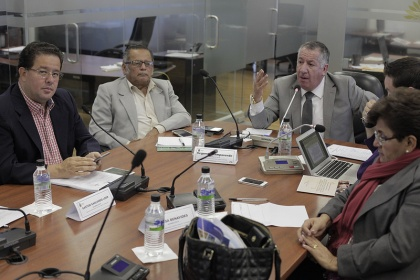 Asamblea Popular Productiva en la ciudad de Azogues el viernes, 27 de noviembre
