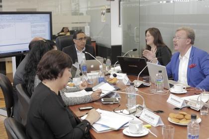 Parlamentarios realizan amplio análisis de reformas a la Ley de Lavado de Activos