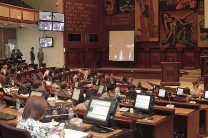 Ley de Tierras-Pleno de la Asamblea