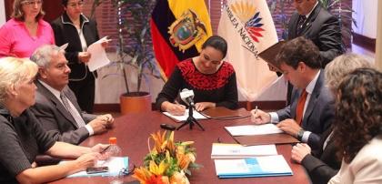 Asamblea Nacional, UNFPA  y ONU firman convenio de Cooperación para la igualdad de género