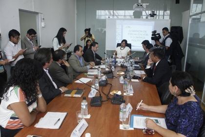 Fiscal General del Estado invitado a Comisión de Fiscalización
